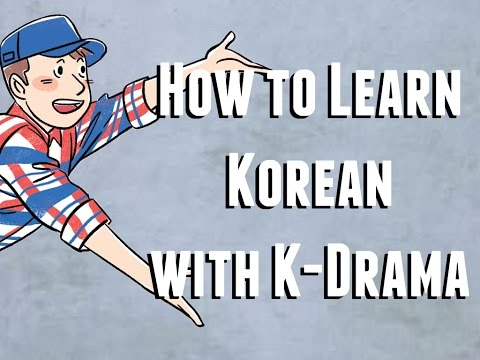 How to Learn Korean with K-Drama