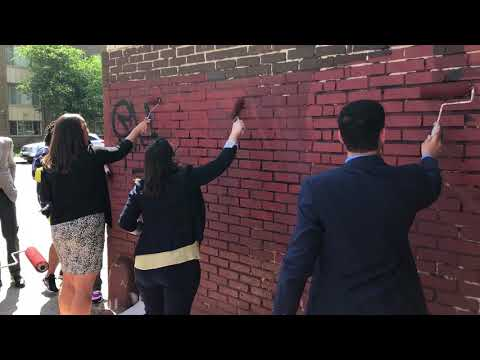 Great Graffiti Wipeout: Fresh push to clean up DC