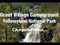Grant Campground, Yellowstone National Park, Wyoming