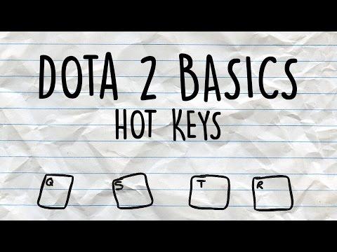 Dota 2 Basics | Hotkeys