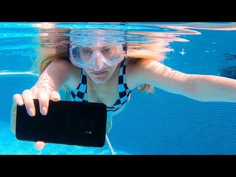 Samsung S9+ Underwater Test!