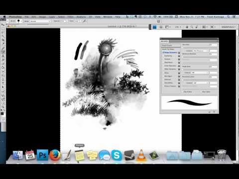 Photoshop Brushes 2 - CRAZZZZY Advanced stuff.