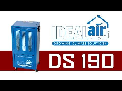 Ideal Air - DS 190 Dehumidifier