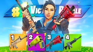 *NEW* GUN GAME mode in Fortnite!