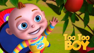Hungry For Apples Episode   TooToo Boy   Cartoon Animation For Children   Videogyan Kids Shows