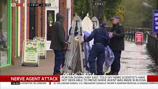 Full interview with craig murray sky news video ref skripal novichock poisoning