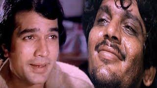 Main Shayar Badnam | Rajesh Khanna | Kishore Kumar | R.D. Burman | Namak Haraam | Emotional Song