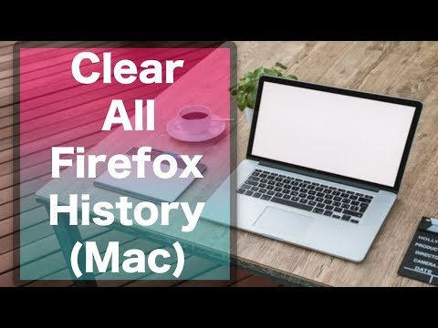 Quick Way to Clear Firefox Browsing History on Mac