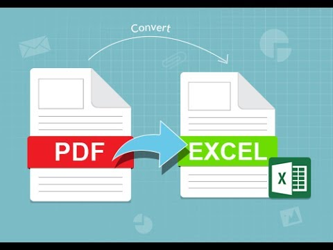 HOW TO CONVERT  PDF OR ANY OTHER NON EDITABLE  INTO MS EXCEL