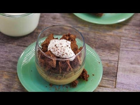 Clodagh McKenna's Irish Chocolate Brownie Pots