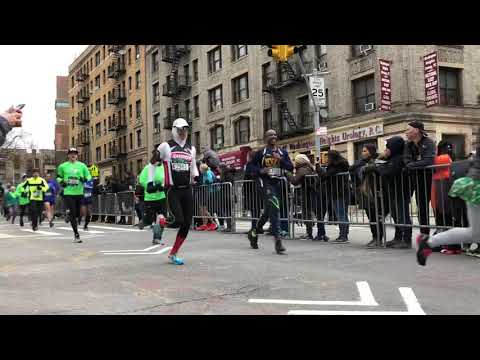 Washington Heights 5k @30mins, New York (3-4-18)
