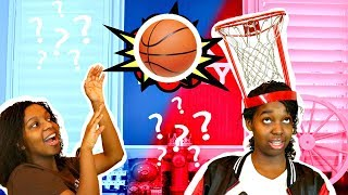 Playing Basketball On Our Heads?! - Onyx Family