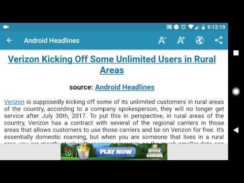 Verizon giving roaming customers the boot!