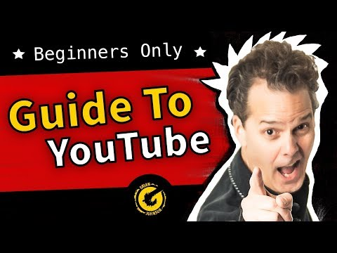 Beginners Guide to Starting a YouTube Channel in 2018
