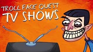 LA TV NOS TROLLEA!   Trollface Quest Tv Shows