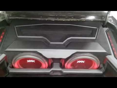 Caprice custom trunk install is almost done now