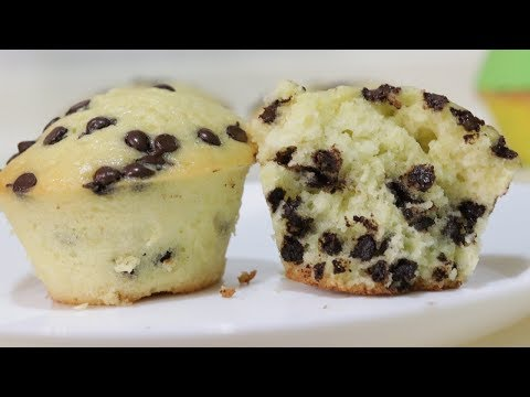 Chocolate Chips Cupcakes/Muffins--Cooking A Dream