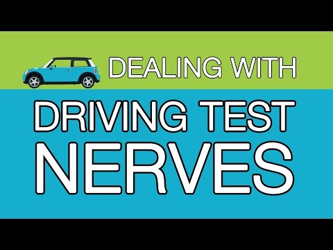 How to Deal with Driving Test Nerves | miDrive