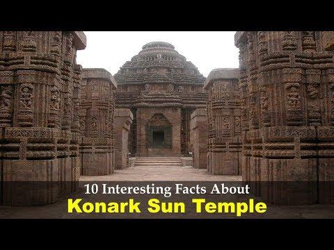 10 Interesting Facts About Konark Sun Temple