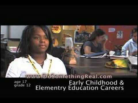Early Childhood and Elementary Education Careers-2003
