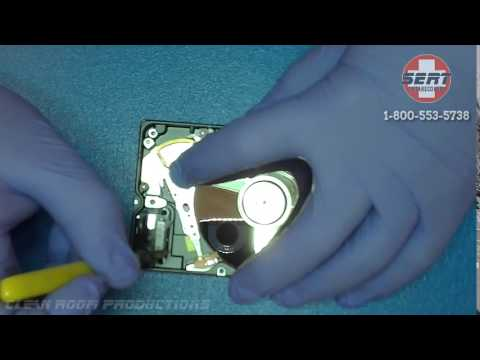 Hard Drive Recovery - Repair - Western Digital Data Recovery with Clicking Beeping Sounds