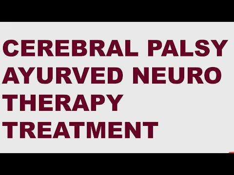 Cerebral palsy Neuro therapy treatment.