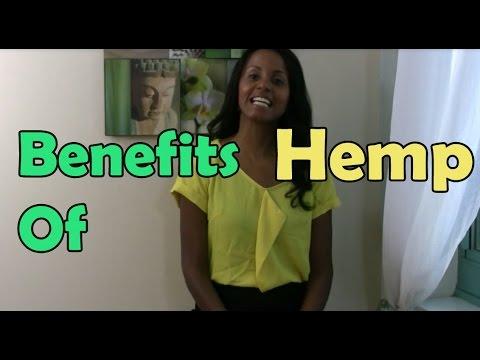 Benefits of Hemp - Jovanka Ciares
