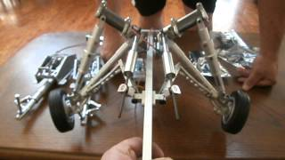 Skymaster F-16 Electric Conversion.avi