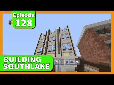 Modern Row Building: Building Southlake City Episode 128