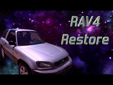 I just got a first generation RAV4!  (episode 1)