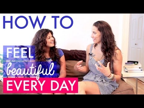 How To Feel Beautiful Every Day with Nitika Chopra - Naturally Beautiful #blissedin - BEXLIFE