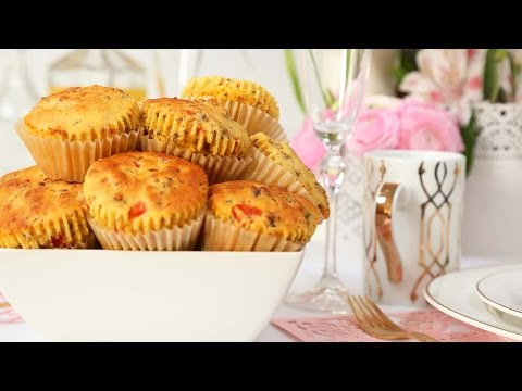 Cornbread Muffins   Brunch Month