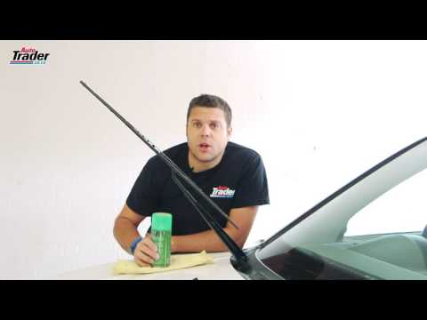 Car Care Hacks - Windshield Wipers