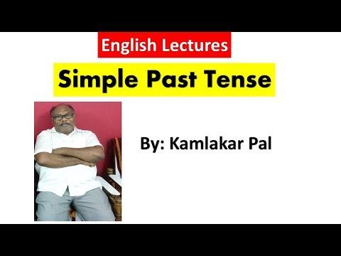 Simple Past Tense by Mr. Kamlakar Pal