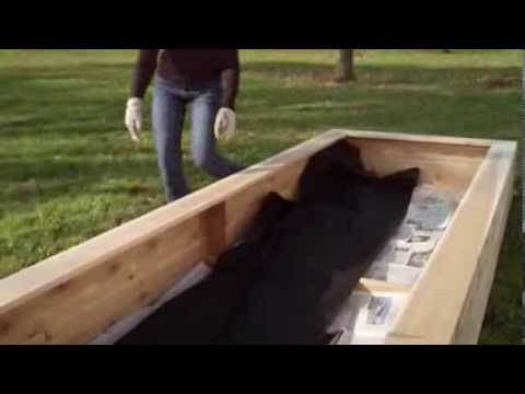 Raised Bed Garden Placement & Preparation | Troy-Bilt®