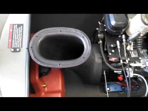 Easy Engine cover removal for Subaru Mokai