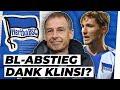 Klinsmann stürzt Hertha BSC ins Chaos: Droht der Abstieg?! |Analyse
