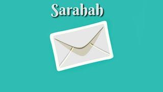 Sarahah : How to link Sarahah to Facebook