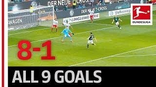 8-1! Dutch Superstriker Scores Hat-Trick in Record Win