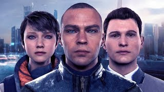 Detroit: Become Human Gameplay Commentary
