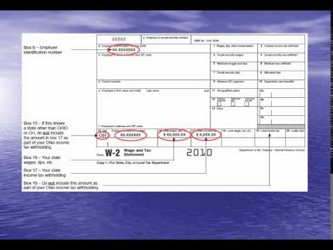 Understanding the W-2 and 1099 Form