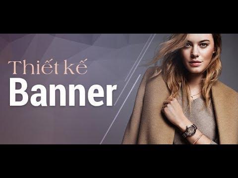 banner, thiết kế banner, thiết kế banner online