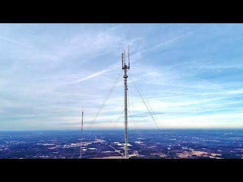 2000 Foot TV Tower