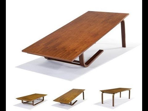 Coffee Table That Converts To Dining Table