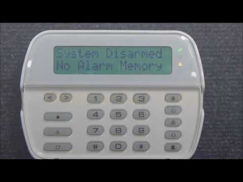 My Alarm Center - How to Change User Codes for a DSC Security Panel