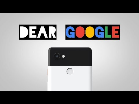 Dear Google, About The Pixel...
