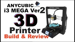 Anycubic i3 Mega Bed Leveling - My Solution PART 2