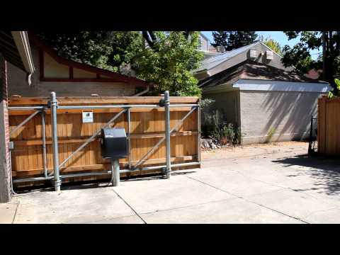 Full Cantilever Automatic Gate Operator