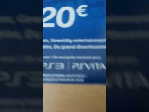 Giveaway 20 Dollars Euro Psn Card Ps Network Card 20 Euro