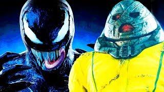 ДЖАГГЕРНАУТ ПРОТИВ ВЕНОМА. КТО КОГО? Juggernaut Vs Venom. Marvel Comics.